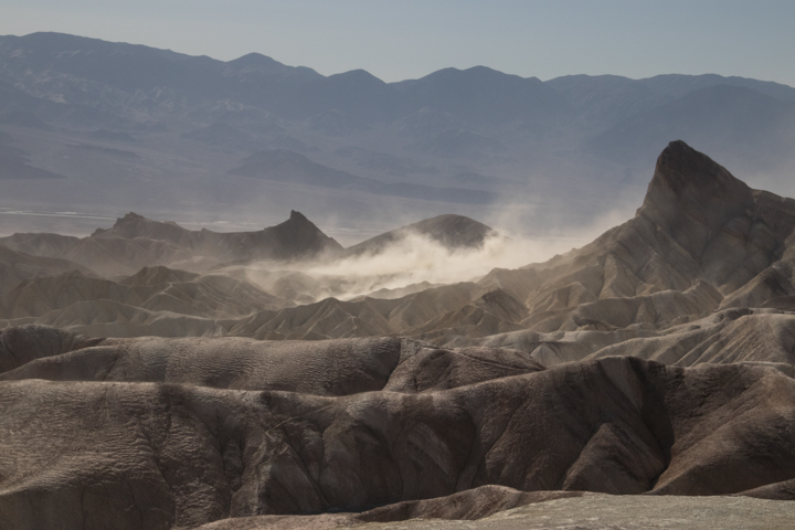 Windstorm, Death Valley